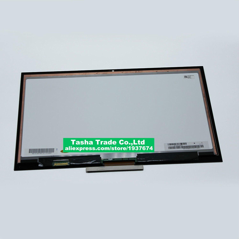 13,3 ЖК дисплей светодиодный Сенсорный экран сборки для sony Vaio Pro 13 SVP132 SVP 132 SVP132A1CW SVP132A1Cl
