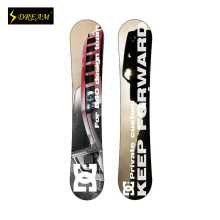 Fashional Freestyle Adults Snowboards Unisex Skiing Board For Male And Female Freeride For All Mountain Personality