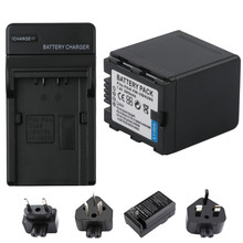 VW-VBN26 VBN260 Battery + Charger Kits for Panasonic VW-VBN26 HC-X800, HC-X900, Panasonic VW-VBN390 VBN130 HC-X910 HC-X920 цена