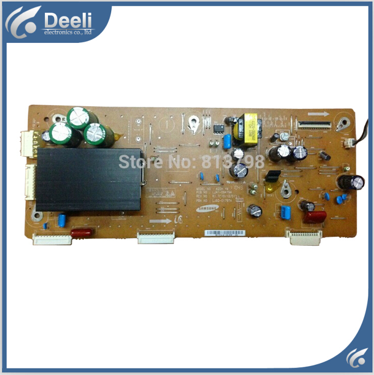цены на Working good 95% new original for PS43D450A2Y board LJ41-09479A LJ92-01797A LJ92-01797B в интернет-магазинах