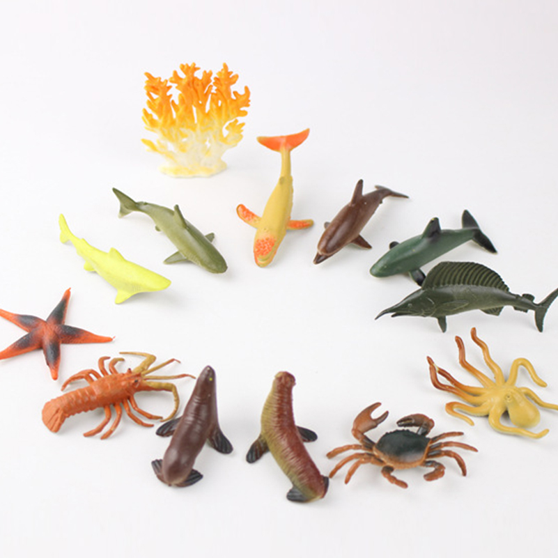 12pcs/set Kids Imaginative Dinosaur Toy 6cm PVC Action Figure Toys Learning Resources for Toddlers ...