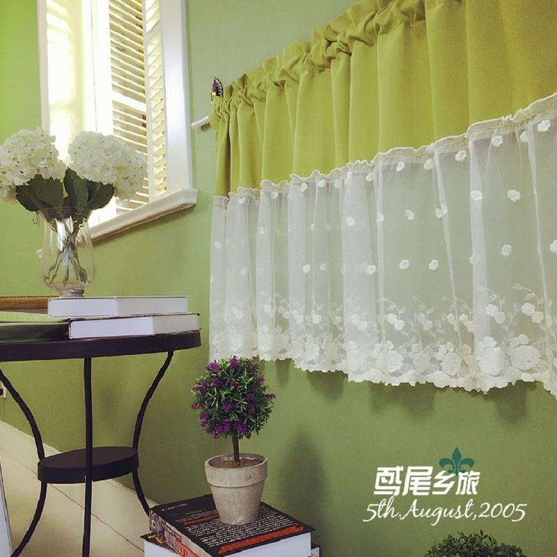 Beautiful Kitchen Curtains: Popular Lace Kitchen Curtains-Buy Cheap Lace Kitchen