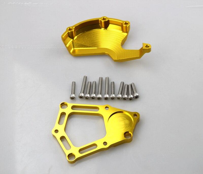 Для BMW S1000RR мотоцикл Двигатель заставка статора Чехол гвардии Крышка слайдер протектор для БМВ С1000 РР 2009 - 2014