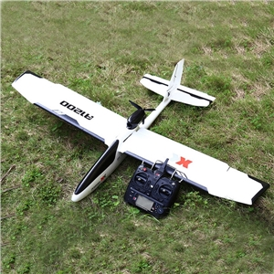 XK A1200 3D6G 5 8G FPV With 1080P Camera EPO RC Airplane RTF