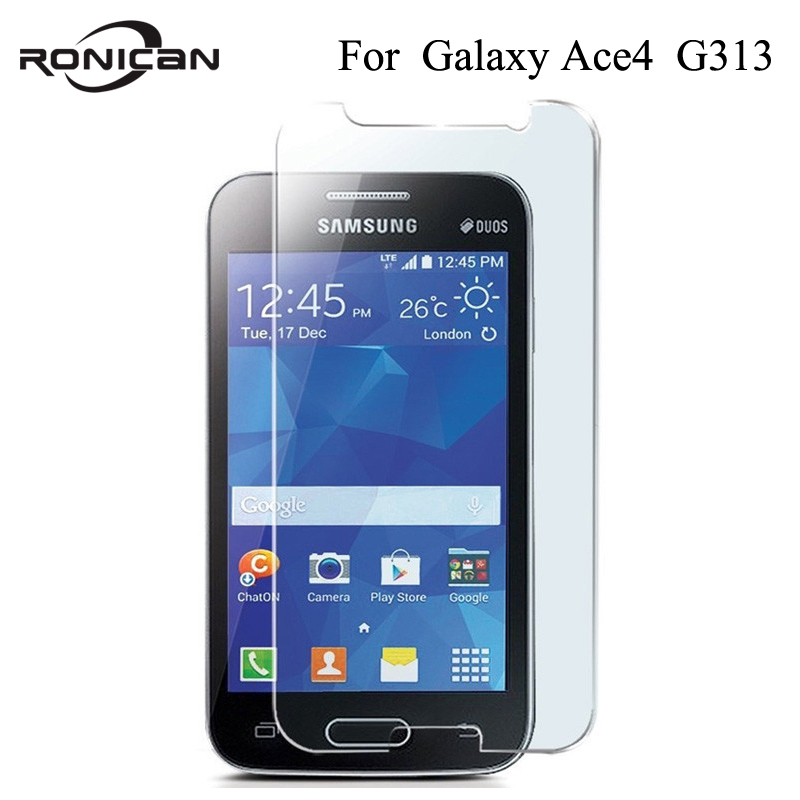 Premium explosion proof tempered glass screen protector - Protection galaxy trend lite ...