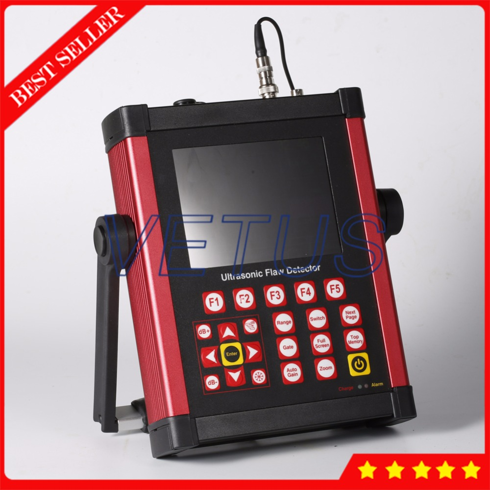 0 6000mm Portable Digital Ultrasonic Flaw Detector with PC Software  Automated echo degree Uee952-in Ultrasonic Flaw Detectors from Tools on