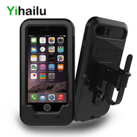 New Waterproof Bicycle Phone Case For iPhone 6 6s Holder Cover Outdoor Bike Sport Shockproof Drop Resistance For iPhone6 6s Bag