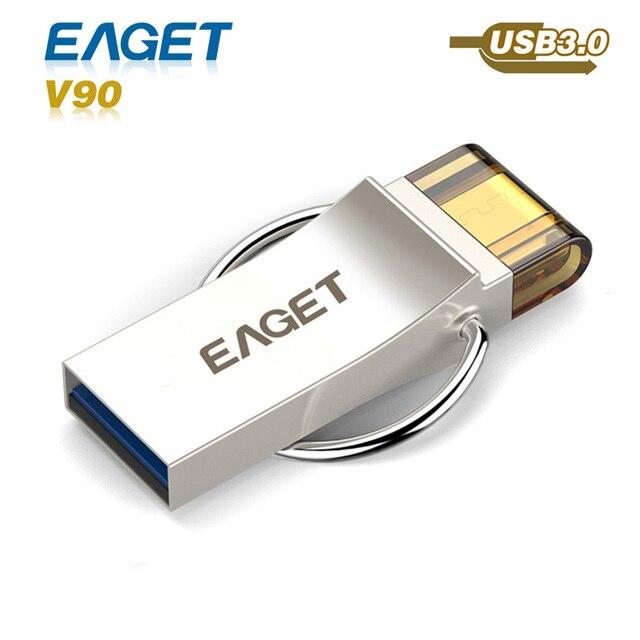 Оптовая новый 8 ГБ 16 ГБ 32 ГБ Смартфон Планшетный ПК USB Flash диск ручка привода OTG внешнее запоминающее micro usb drive memory stick