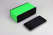 wireless induction portable speaker
