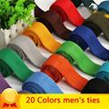 Fashion 5.5cm Skinny Knit Ties For Men Knitted Necktie Wedding Knitting Slim Gravatas Mens Wool Tie Corbatas Vestidos Cravat
