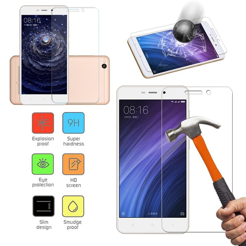 Glass Screen-Protector Phone-Screen-Film 3-Tempered-Glass Xiaomi Redmi Note5 for 2PCS
