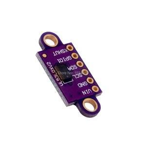 Image 2 - VL53L0X czujnik odległości lasera w czasie lotu moduł breakout dla Arduino VL53L0 VL53L0XV2 przewoźnik z regulatorem napięcia