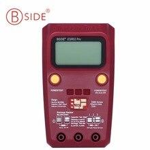 BSIDE ESR02PRO font b Digital b font Transistor SMD Components Tester Diode Triode Capacitance Inductance font