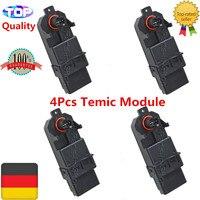 4 Pcs FOR RENAULT CLIO SCENIC GRAND SCENIC WINDOW REGULATOR MOTOR MODULE 288887 440726 440746 440788