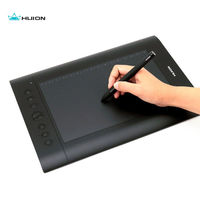 Huion 10 X6 25 H610 Pro Digital Tablets Writing Art Drawing Graphics Tablet Board Writing Pad