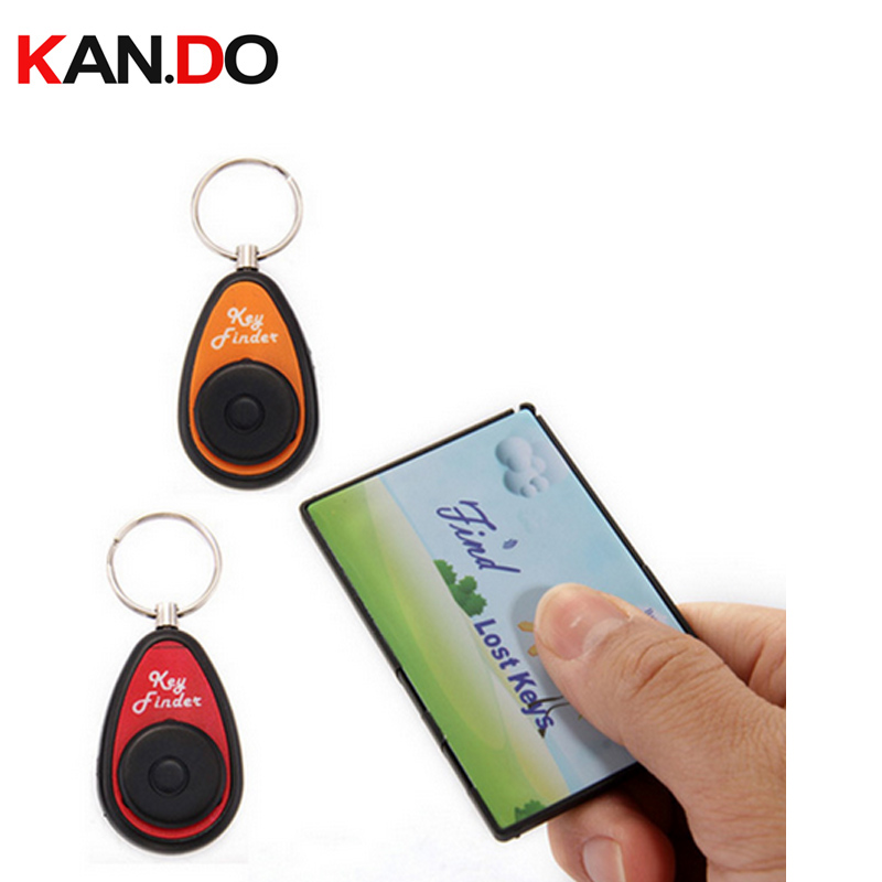 H102 Advanced Wireless Key Finder Remote Key Locator Anti-Lost Alarm Wireless Card Key Finder Item Locator Pet Wallet, Keyfinder