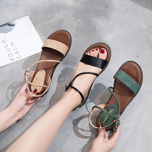 New Fashion Women Sandals Wedges Sandals Green/Black/Apricot Spring/Summer Female Shoes Casual Lady Shoes Woman Footwear цена в Москве и Питере