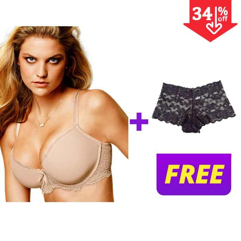 05d9753e2d1f8 Detail Feedback Questions about Mierside 1053A Plus Size bra No ...