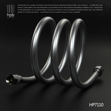 HPB 2 0m 1 5m 1m G1 2 PVC Flexible Plumbing Hoses Tube For Bathroom Shower