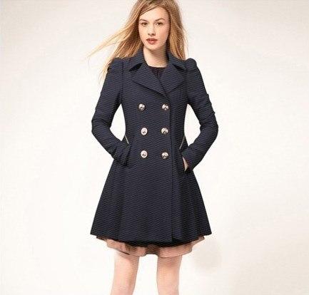 Popular Black Trenchcoat Women-Buy Cheap Black Trenchcoat Women