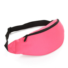 Wholesale New Belt Bag Casual Waist Pack Fashion Nylon Waterproof Shoulder Fanny Women Pouch Money Phone Bum Hip