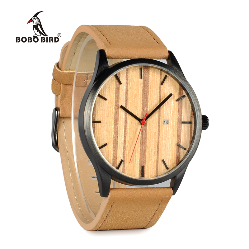 wooden watches men