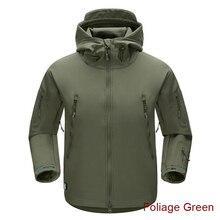 ESDY мужская куртка для улицы, водостойкая, Luker TAD, Акула, кожа, мягкая оболочка, толстовка, тактическая, для охоты, кемпинга, туризма, одежда