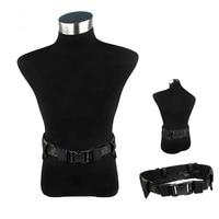2017 MRB Belt Multicam Black 500D nylon Geniume Multicam Fabric Tactical Belt size M L
