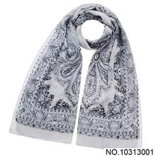 все цены на 160*50cm 2015 New Fashion print Chiffon Scarf Women Scarf Hot Sale Casual Scarf Long Cape Scarves Shawl  онлайн