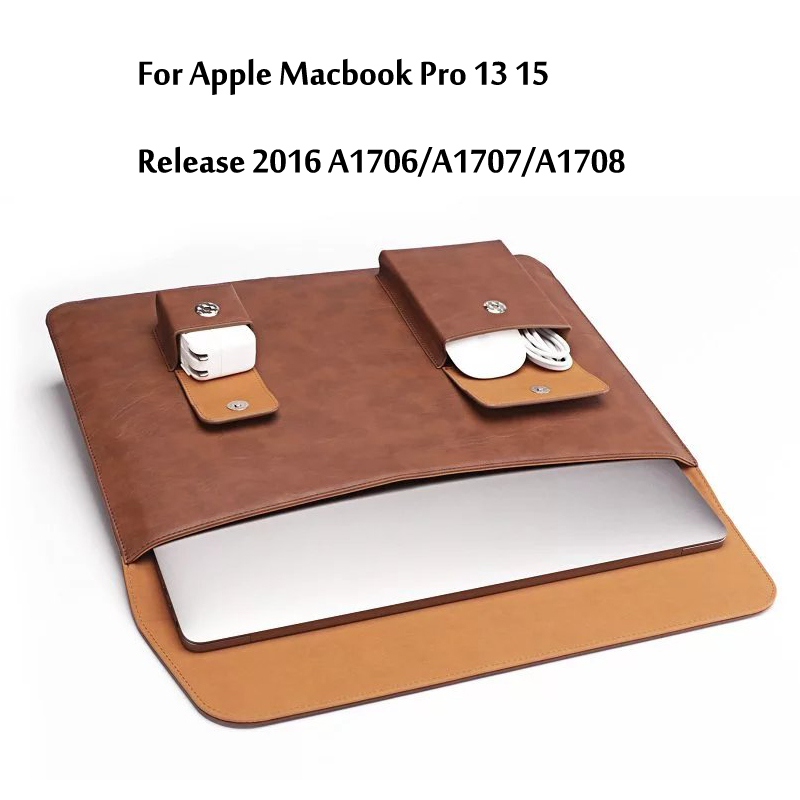 Laptop Case for Apple Macbook Pro 13 15 Release 2016 New A1706/A1707/A1708 Laptop Notebook Protective cover shell bag sleeve