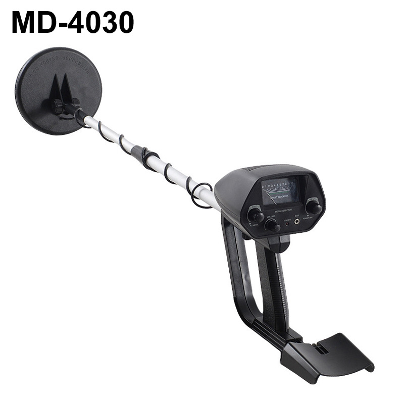 MD-4030 Multi-função Detector De Metal Moedas de Ouro Jóias de Prata Dólares Tector MD4030 Treasure Hunter Detector Circuito Metales