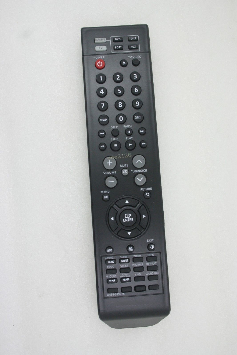 New Remote control For Samsung HT X50T XAA HT TZ315 HT X50 DVD font b Home