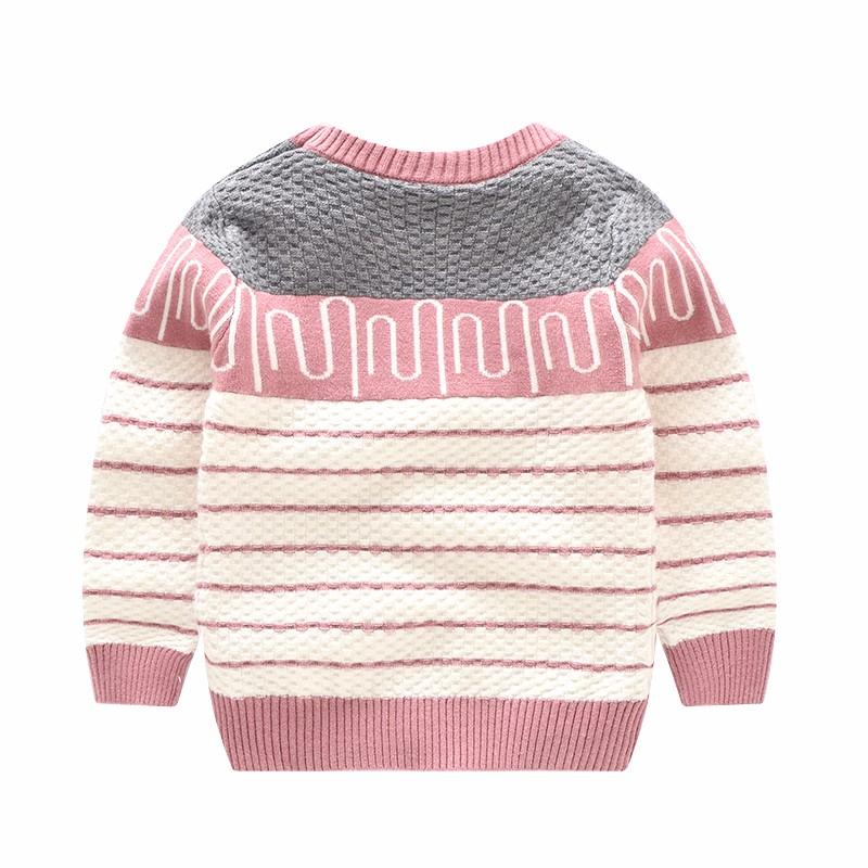 Spring Autumn Winter Comfortable Boy&Girl Sweater Angora Pullover Sweater O-Neck Collar Clothes Children Clothing Free Shipping (1)