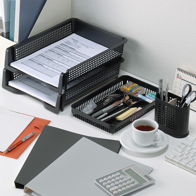 Online Shop 2016 New Desktop Office A4 Paper Files Rack File Holder Data  Rack Magazine Storage Box A4 Paper Storage Superposition Type L50 |  Aliexpress ...