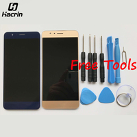 For Huawei Honor 8 LCD Display Touch Panel Replacement FHD 5 2inch Digitizer Assembly LCD Screen