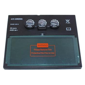 цена на Solar Auto darkening welding filter of face mask/Electric welding mask/welder cap  welding machine and plasma cutter