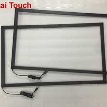 Free Shipping! 65 inch IR touch frame multi 10 points infrared touch