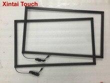 Vận Chuyển miễn phí! 65 inch HỒNG NGOẠI cảm ứng khung đa 10 điểm hồng ngoại cảm ứng màn hình bảng phủ Bộ
