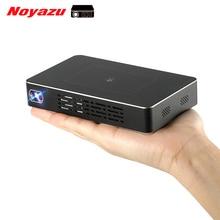 Noyazu 16 GB HDMI Salida 5400 mAh Mini Portátil Wifi Beamer Proyector DLP Android 4.4 Bluetooth Inalámbrico de Mano Con El Tacto función