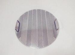 Gratis Verzending Valse Bodem Diameter 345mm Met Dubbele Handvat Of Enkele Handvat, 2 mm Dikte, gap Maat 0.7mm Roestvrij Steel304