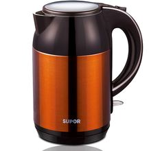 Free shipping Electric kettle full stainless steel electric automatic power off Electric kettles
