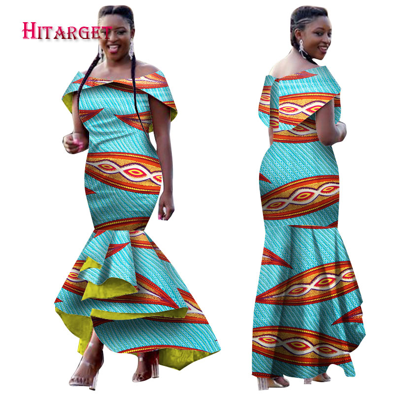Hitarget 2017 Autumn African Dresses For Women Dashiki
