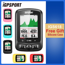 IGPSPORT Cycling ANT+ GPS IGS618 Bike Bicycle Bluetooth Wireless Stopwatch Speedometer Waterproof IPX7 Bike Speedometer Computer igpsport gps bike bicycle sport computer waterproof ipx7 ant wireless speedometer bicycle digital stopwatch cycling speedometer
