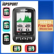 IGPSPORT Cycling ANT+ GPS IGS618 Bike Bicycle Bluetooth Wireless Stopwatch Speedometer Waterproof IPX7 Bike Speedometer Computer цена
