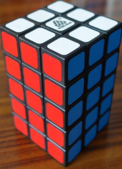 Mejor Caliente WitEden 3x3x5 Cubo de Maestro y GAN GAN 356 s 356 Maestro de aire 3x3x3 Cubo Mágico Puzzle Juguetes Educativos de Aprendizaje de Compras de La Gota