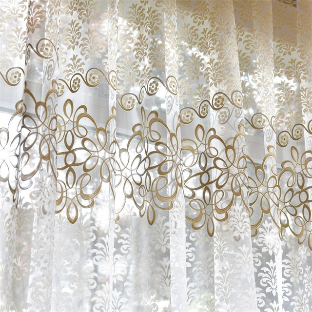 Best Ing Ready Made Curtains For Living Room Bedroom Bay Window Kitchen Short Sheer Tulle Curtain