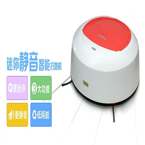 tek Vacuum Cleaner Automatic Robotic Cleaning Floor Intelligent Sweepers