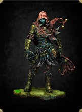 Unassambled 1/24 75MM soldier of Eliumbra Fantasy Historical Resin kit miniature model Unpainted(China)