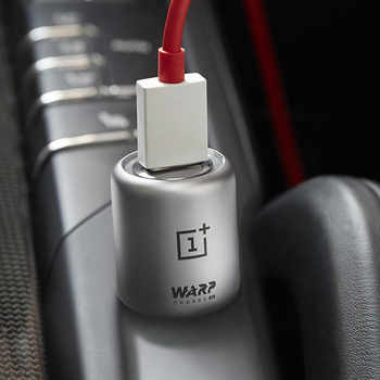 Original OnePlus Warp Charge 30 Car Charger EU UK Input 12V 24V 4.5A Output 5V 6A Max For OnePlus 5 / 5T / 6 / 6T / 7/7pro/8