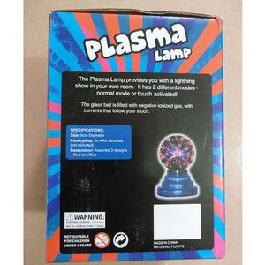 Image 4 - Plasma Ball Atomosphere Night Light โคมไฟลาวาแหล่งจ่ายไฟโดย USB และแบตเตอรี่ AAA เด็กของขวัญ 2019 Magic Lightning Bolt LED หลอด